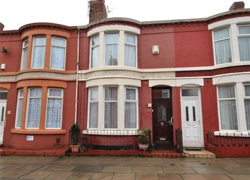 Thumbnail 3 bed terraced house for sale in Eastdale Road, Wavertree, Liverpool, Merseyside