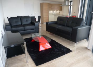 Thumbnail 3 bed flat to rent in Unex Tower, 7 Station Street, London