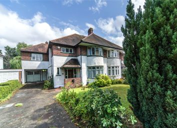 4 bed semi-detached house for sale in Avery Hill Road, Eltham, London SE9