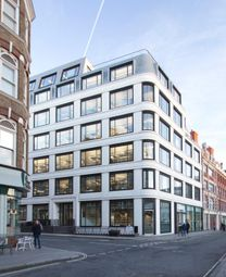 Thumbnail 1 bed flat for sale in Rathbone Place, London