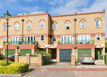 Thumbnail 4 bed terraced house to rent in Trinity Church Road, Barnes, London