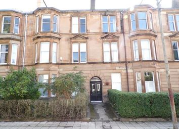 Thumbnail 3 bed flat to rent in Holyrood Crescent, Glasgow