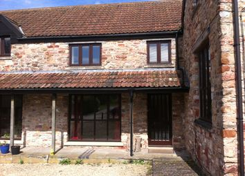 Thumbnail 2 bedroom barn conversion to rent in Chapel Pill Lane, Ham Green