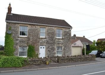Thumbnail 4 bed detached house for sale in Wells Road, Chilcompton, Radstock