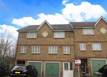 Thumbnail 4 bedroom town house for sale in Princess Close, North Thamesmead, London