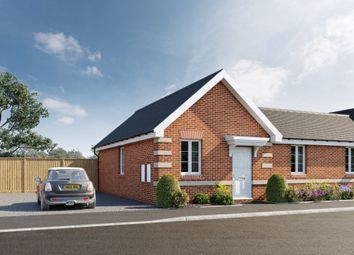 Thumbnail 2 bed semi-detached bungalow for sale in Soundy Paddock, Biggleswade