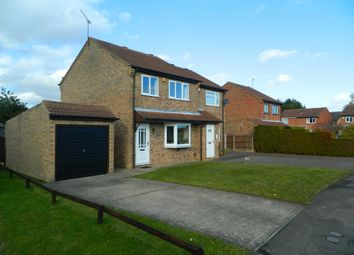 Thumbnail 3 bed semi-detached house to rent in Breedon Drive, Lincoln