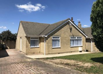 Thumbnail 3 bed detached bungalow for sale in Kennet Avenue, Swindon