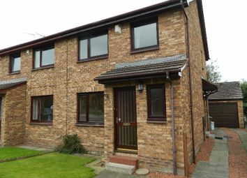 Thumbnail 3 bedroom semi-detached house to rent in Clayknowes Way, Musselburgh, East Lothian