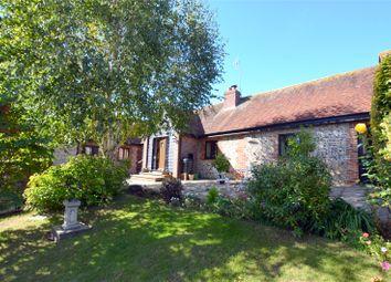 Thumbnail 4 bed semi-detached house for sale in Lordington Court, Lordington, Chichester, West Sussex