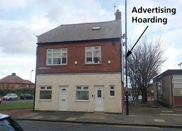 Thumbnail 2 bed maisonette for sale in Fulwell Road, Sunderland