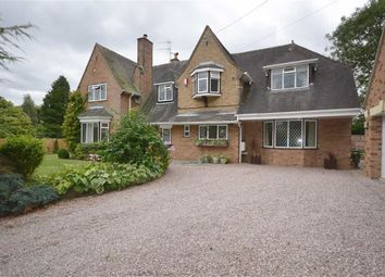 Thumbnail 5 bed detached house for sale in Meadow Croft, Meadow Road, Barlaston, Stoke-On-Trent