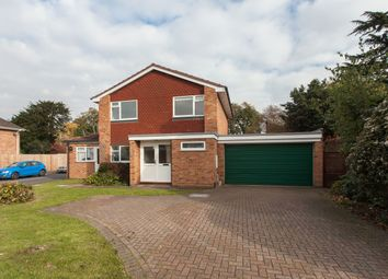 Thumbnail 4 bed detached house for sale in Upper Halliford Road, Shepperton