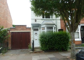 Thumbnail 2 bed terraced house to rent in Lavender Road, West End, Leicester
