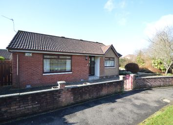 Thumbnail 2 bed bungalow for sale in Woodmill, Kilwinning, North Ayrshire