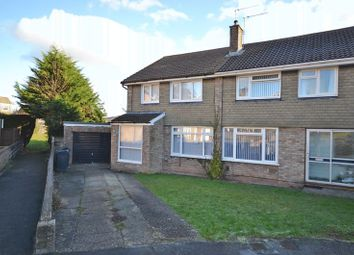 Thumbnail 3 bed semi-detached house for sale in Semi-Detached House, Wistaria Close, Newport