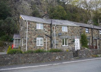 Thumbnail 2 bed end terrace house for sale in Old Tanrhiw, Beddgelert, Gwynedd