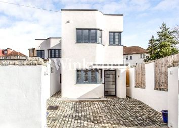 4 bed detached house for sale in Whitehouse Way, London N14