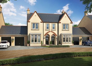 "Thumbnail 3 bed property for sale in ""The Woodcote"" at Beatrice Place, Fairfield, Hitchin"