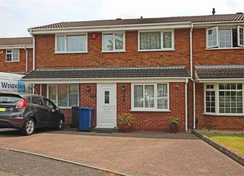 Thumbnail 5 bed semi-detached house for sale in Loughshaw, Wilnecote, Tamworth, Staffordshire