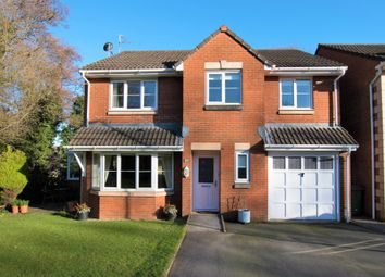 Thumbnail 5 bed detached house for sale in Coed Y Wenallt, Rhiwbina, Cardiff