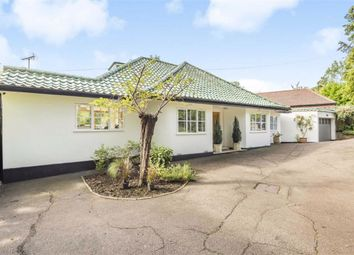 Highwood Hill, London NW7. 4 bed detached bungalow