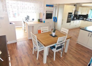 Thumbnail 4 bed semi-detached house for sale in Stuart Close, Felixstowe IP11, Felixstowe,