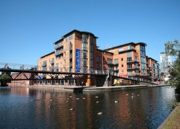 Thumbnail 1 bed flat for sale in Canal Wharf, 18 Waterfront Walk, Birmingham, West Midlands