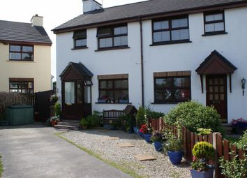 Thumbnail 2 bed semi-detached house for sale in Little Meadow, Andreas, Isle Of Man