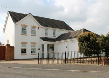 Thumbnail 4 bed detached house for sale in Westward Rise, Barry