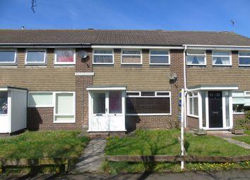 Thumbnail 3 bedroom terraced house for sale in Watson Avenue, Dudley, Cramlington