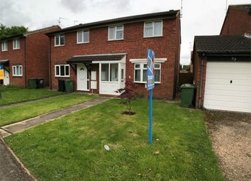 Thumbnail 3 bed semi-detached house to rent in Pheasant Grove, Peterborough, Cambridgeshire