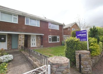 Thumbnail 4 bed semi-detached house to rent in Gernant, Llanrhaeadr, Denbigh
