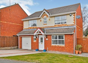 Thumbnail 4 bed detached house for sale in Cowell Grove, Highfield, Rowlands Gill