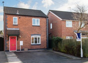 Thumbnail 2 bed detached house for sale in Spring Lane, Shepshed, Loughborough