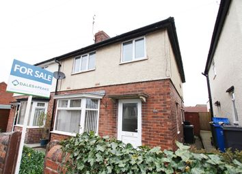 Thumbnail 3 bed semi-detached house for sale in Farnsworth Street, Hasland