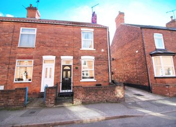 Thumbnail 3 bed end terrace house for sale in Century Road, Retford