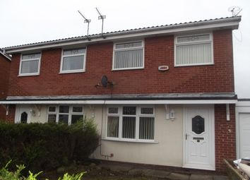 Thumbnail 2 bed property to rent in Baclaw Close, Wigan