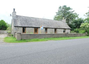 Thumbnail 4 bed detached bungalow for sale in Balnaffetack, Bower, Wick