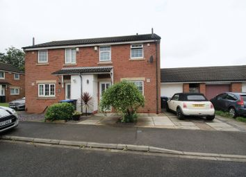 Thumbnail 2 bed semi-detached house for sale in Barnard Court, Middlesbrough