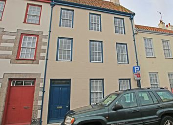 Thumbnail 2 bed town house for sale in Hue Street, St. Helier, Jersey