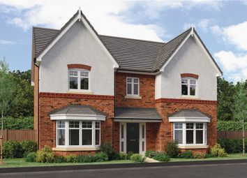 "Thumbnail 4 bed detached house for sale in ""Aston"" at Milldale Road, Farnsfield, Newark"