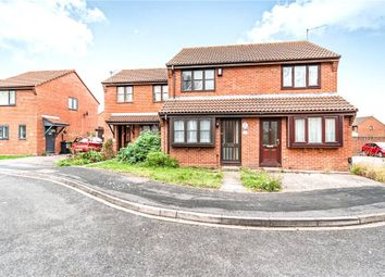 Thumbnail 2 bed semi-detached house for sale in Benham Drive, Portsmouth