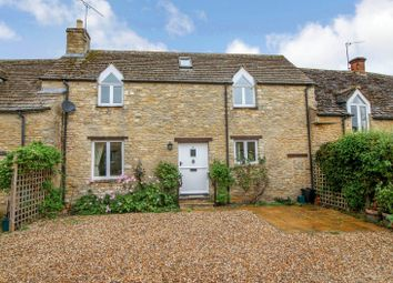 Thumbnail 2 bed terraced house for sale in White Hart Court, Fairford, Gloucestershire