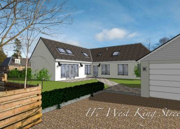 Thumbnail 5 bed bungalow for sale in West King Street, Helensburgh