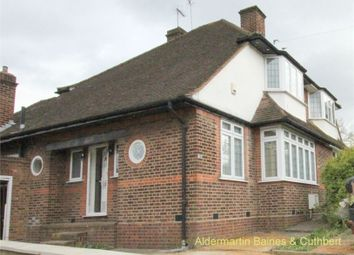 Thumbnail 2 bed detached house to rent in Newark Way, London