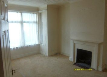 Thumbnail 3 bed terraced house to rent in Brockhurst Road, Gosport