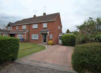 Thumbnail 3 bed semi-detached house for sale in Blackwater, Camberley