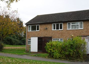 Thumbnail 2 bed maisonette to rent in Rowle Close, Stantonbury, Milton Keynes