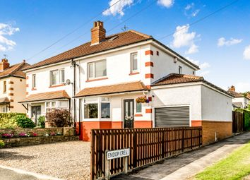 Thumbnail 4 bed semi-detached house for sale in Bradford Road, Burley In Wharfedale, Ilkley